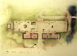 Umlauf Sculpture Garden & Museum in Austin, Texas by architect Larry Speck