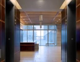 Robert E. Johnson Legislative Office Building in Austin, Texas by architect Larry Speck