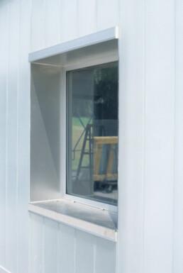 Stephen Holl Residence at Swiss Embassy Washington DC New Construction Photos Unfurnished