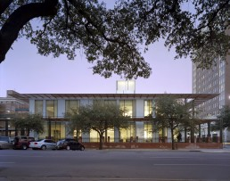 Mixed-Use Project for Christ Church Cathedral in Houston, Texas by architect Larry Speck