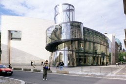 German Historical Museum in Berlin, Germany by architect I. M. Pei & Partners