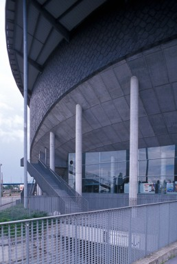 Lille Grand Palais in Lille, France by architect Rem Koolhaas