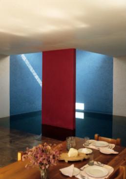 Luis Barragan Casa Gillardi, Mexico, Larry Speck