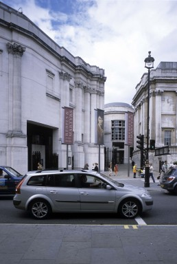 National Gallery in London, Britain