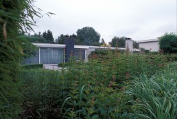 Villa in Kralingen in Rotterdam, Netherlands by architect Rem Koolhaas