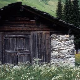 Barn in Vals in Vals, Switzerland