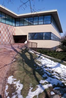 Allen Memorial Art Museum in Oberlin, Ohio