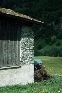 Barn in Vals in Vals, Switzerland