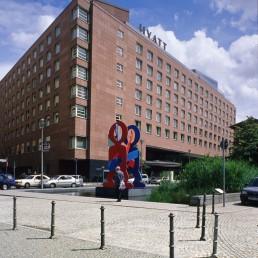 Grand Hyatt Berlin in Berlin, Germany by architect Rafael Moneo