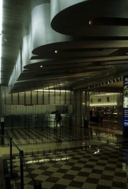 Guggenheim Hermitage Museum at the Venetian in Las Vegas, Navada by architect Rem Koolhaas