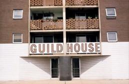 Guild House in Philadelphia, Pennsylvania by architect Robert Venturi