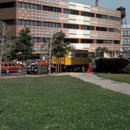 Institute for Scientific Information in Philadelphia, Pennsylvania by architect Robert Venturi