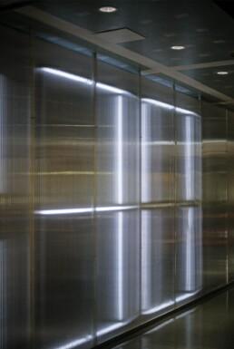 Architect OMA Rem Koolhaas IIT Illinois Institute of Technology McCormick Tribune Campus Center Exterior
