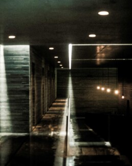 Peter Zumthor The Therme Vals, Thermal Baths, Switzerland
