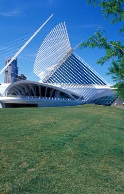 Milwaukee Art Museum, quadracci Pavilion_13