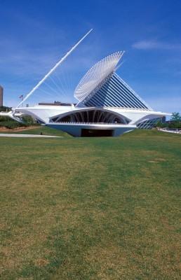 Milwaukee Art Museum, quadracci Pavilion_14
