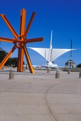 Milwaukee Art Museum, quadracci Pavilion_16