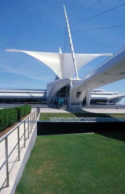 Milwaukee Art Museum, quadracci Pavilion_17