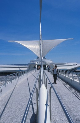 Milwaukee Art Museum, quadracci Pavilion_18
