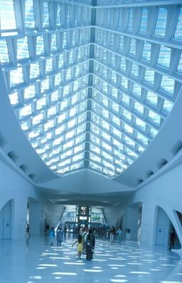 Milwaukee Art Museum, quadracci Pavilion_20