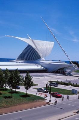 Milwaukee Art Museum, quadracci Pavilion_3