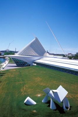 Milwaukee Art Museum, quadracci Pavilion_5