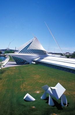 Milwaukee Art Museum, quadracci Pavilion_6
