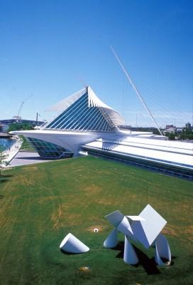 Milwaukee Art Museum, quadracci Pavilion_7