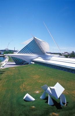 Milwaukee Art Museum, quadracci Pavilion_8
