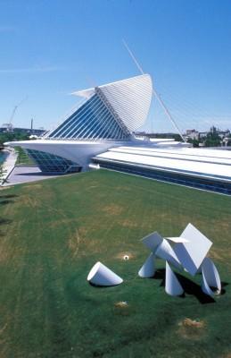 Milwaukee Art Museum, quadracci Pavilion_9