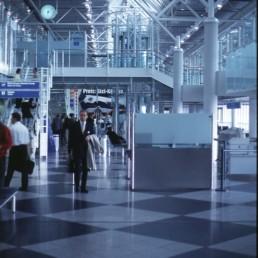 Munich Airport in Munich, Germany