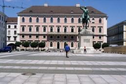 Siemens Headquarters in Munich, Germany by architect Leopold von Klenze