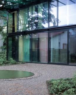 Conversion of Offices for Ricola Laufen, Switzerland, Exterior