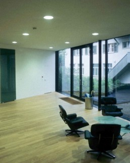 Conversion of Offices for Ricola Laufen, Switzerland, Interior
