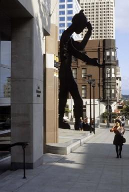 Seattle Art Museum in Seattle, Washington by architects Robert Venturi, Schott Brown