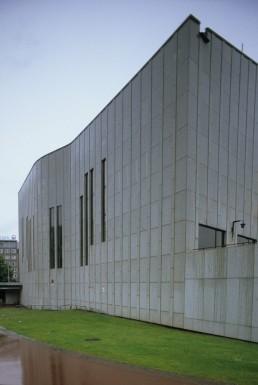 Aalto Opera House in Essen, Germany by architect Alvar Aalto