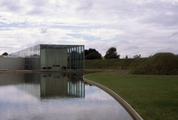 Langen Foundation in Neuss, Germany by architect Tadao Ando