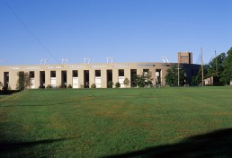 Princeton University Stadium in Princeton, New Jersey by architect Machado & Silvetti