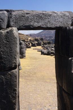 Sacsayhuaman in Cuzco, Peru