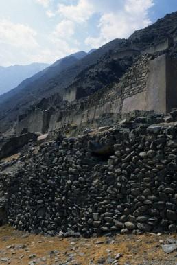 Ollantaytambo in Ollantaytambo, Peru