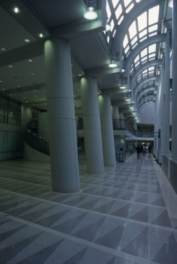 Ronald Reagan Building and International Trade Center in D.C., D.C. by architect James Ingo Freed