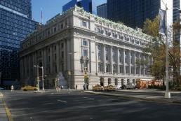 Alexander Hamilton U.S. Custom House in New York, New York by architect Cass Gilbert