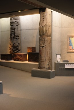 Museum of Anthropology in Vancouver, Canada by architect Arthur Erickson