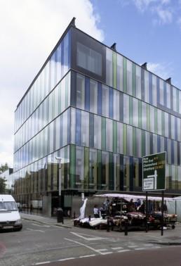 Idea Store Whitechapel in London, Britain by architect David Adjaye