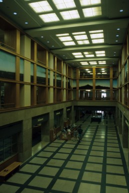 Denver Central Library in Denver, Colorado by architect Michael Graves