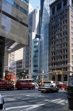 LVMH Tower in New York, New York by architect Christian de Portzamparc