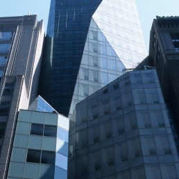 LVMH Tower in New York, New York by architect Christian de Portzamparc