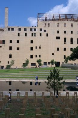 Oklahoma City National Memorial in Oklahoma City, Oklahoma by architect Butzer Design Partnership