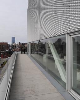 New Museum Soho New York City Sanaa Architecture