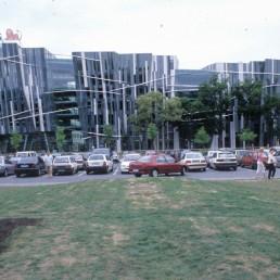 ING Headquarters in Budapest, Hungary by architect Erick van Egeraat